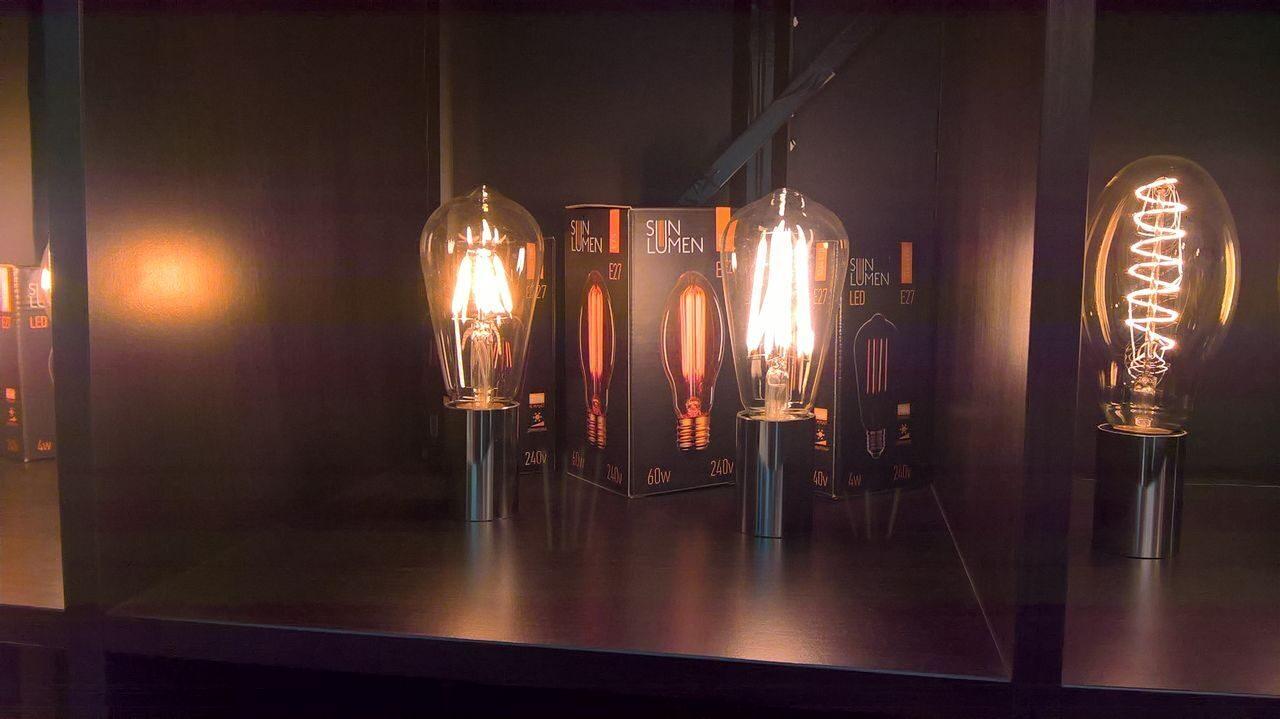 ретро лампочка фото