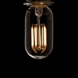 led filament radio bulb